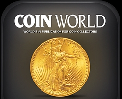 coinworld2 Coin World Editor Steve Roach Shares News Stories. VIDEO: 2:20