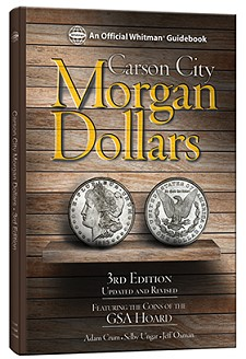 Carson City Morgan Dollars Book Released in Updated Third Edition