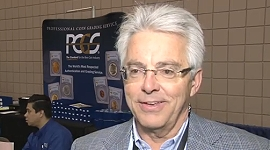 don willis 50mil PCGS Awards Collectors Universe 50 Millionth Certified Collectible at ANA. VIDEO: 3:44