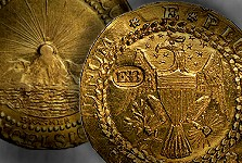 Million Dollar Coins: Adam Crum Talks About Buying the Brasher Doubloon. VIDEO: 2:33