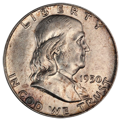 frank2 All About the Benjamins: Why You Should Collect Franklin Half Dollars