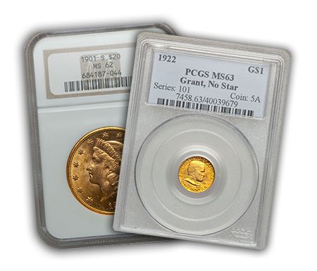generic Rare Gold Coins for less than $5000 each, Part 2: Commemorative One Dollar Gold Pieces