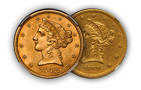 gold Ten Buyer's Tips for San Francisco Gold Coin Collectors