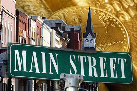 The Real Diehl: The Main Street Case for Gold