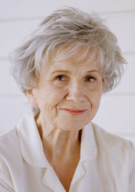 munro1 2013 Nobel Prize Winner Alice Munro Celebrated on New Canadian Silver Coin