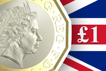 The Royal Mint to Manufacture Modern New British Pound Coin