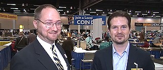 Numismatic Publishing Leaders Talk About the Coin Hobby at ANA National Money Show. VIDEO: 3:09