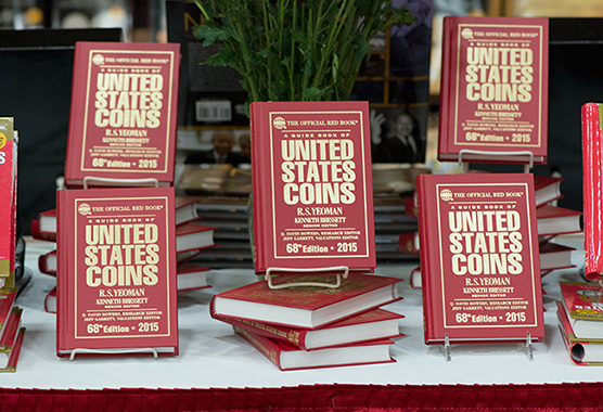 redbook2014sm Whitman Expo Baltimore Coin Show Report: Part 1
