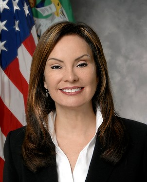 Rosie Rios, 43rd Treasurer of the United States