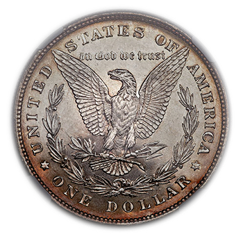vam3 Which Way is the Wind Blowing in the Morgan Dollar Market?