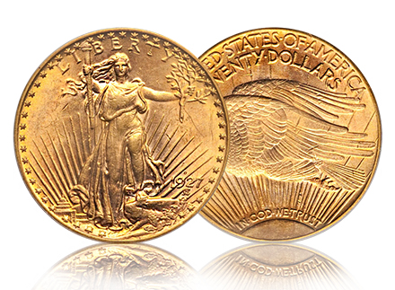 1927d Rare US Gold Coins: The Bently Effect