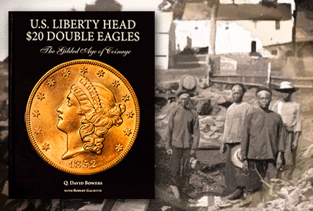 First Read: U.S. Liberty Head $20 Double Eagles: The Gilded Age of Coinage
