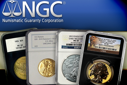 NGC Grades 30 Millionth Coin, First Grading Service to Reach Milestone