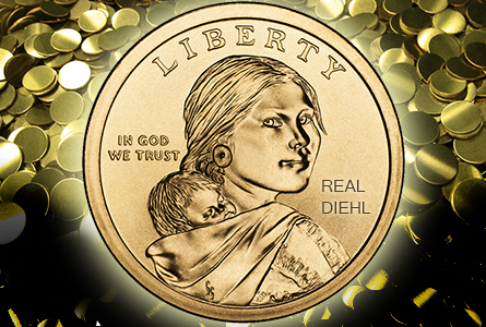 The Real Diehl: The Inside Story of the Sacagawea Dollar