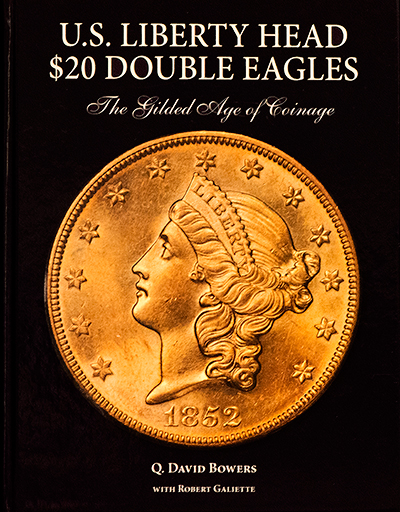 USLibertyHead2 First Read: U.S. Liberty Head $20 Double Eagles: The Gilded Age of Coinage