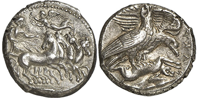 ancient1 Künker Spring Sale Rare Coin Recap: A Week Full of Surprises
