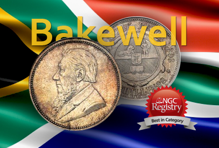 Bakewell Collection of South African Coins to be Offered by Dix Noonan Webb