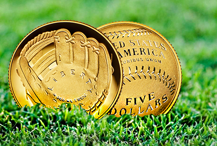 2014 Baseball Hall of Fame Commemoratives: I Bought a Modern Coin…and I Liked it.