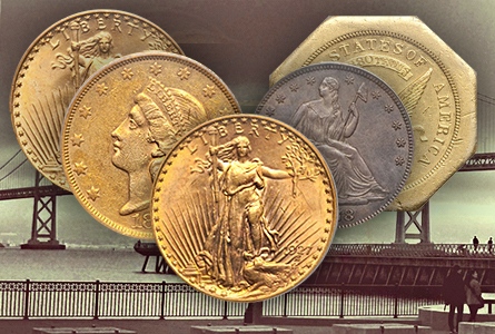 Rare Gold Coins from The Bently Collection Brings Nearly $9 Million