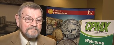 Numismatic Personality: Bill Brandimore, Currency Analyst, Krause, March 7, 2014. VIDEO: 6:15