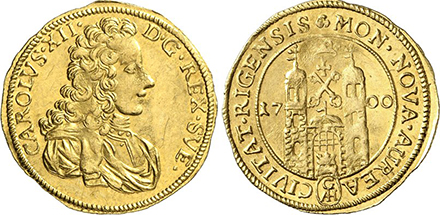 carolus Gorny & Mosch Rare Coin Auction Highlights