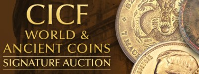 cicf ha 1 Heritage Sells Ancient and World Coins in Chicago at CICF Conventions. VIDEO: 2:02