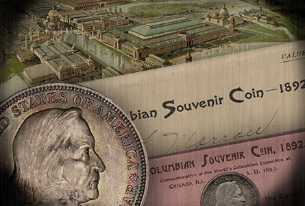 Commemorative Stories: The 1892-93 Columbian Half Dollars