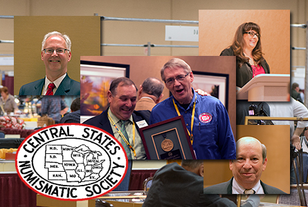 Central States Numismatic Society Convention Show Report: Part 2