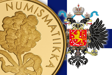 New Gold Coin Celebrates Sesquicentennial of the Finnish Mark
