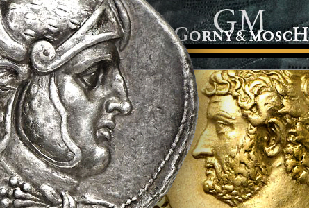 Gorny & Mosch Rare Coin Auction Highlights