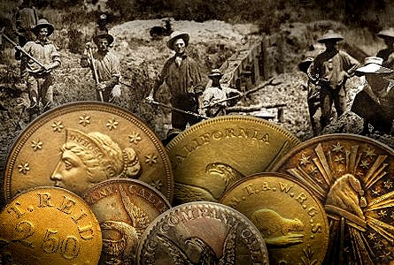 """The Riverboat Collection"" of Private & Territorial gold coins to make big waves at Central States Auction"