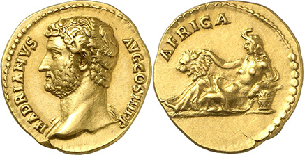 hadrian Gorny & Mosch Rare Coin Auction Highlights