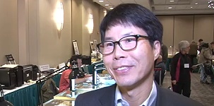 korean paper Nam Chong Cho Deals Korean Bank Notes at PCDA. VIDEO: 1:38