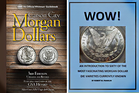 First Read: Two Morgan Dollar Books