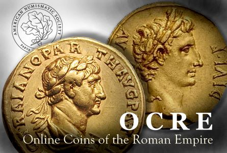 ocre ANS Announces New Digitization Program for Roman Coins. VIDEO: 13:57