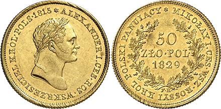 polish Gorny & Mosch Rare Coin Auction Highlights
