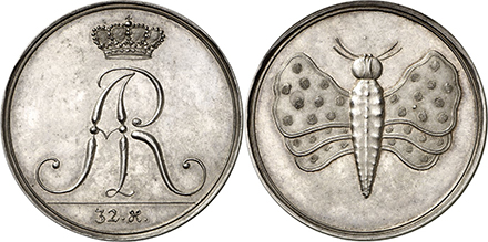saxony Gorny & Mosch Rare Coin Auction Highlights