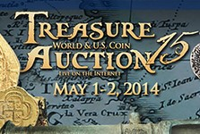 Daniel Sedwick Announces Upcoming Treasure Auction. VIDEO
