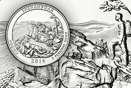 Shenandoah National Park Quarter Goes on Sale Today