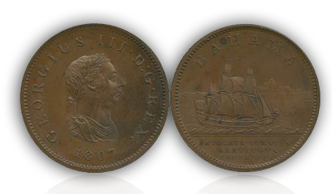 ship1 Baldwins Announces: The Arielle Collection, Part Two: British Colonial Coins