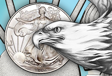 United States Mint American Eagle Silver Bullion Coin Sales Break Record