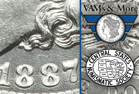 Upcoming Central States Numismatic Society Auction Features Finest Known VAM