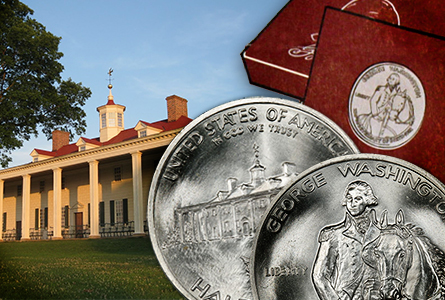 Commemorative Coin Stories: 1982 George Washington Half Dollar