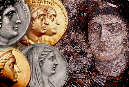 The First Real Woman to Appear on a Coin