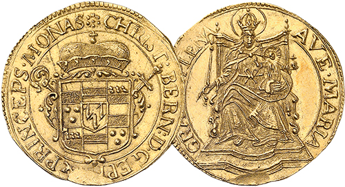 01729a00 Upcoming Osnabrück Sale of Künkers Masuren Collection of Rare Coins: Prussia at its best