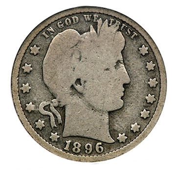 1896s Copper and Silver Key Date U.S. Coins in Goldbergs Auction Next Week