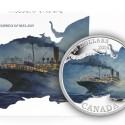 2014 20 Fine Silver Coin R.M.S. Empress of Ireland beauty box front 125x125 New Royal Canadian Mint Catalog Released