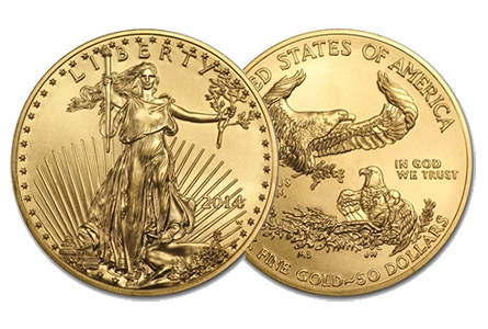 2014 American Eagle One Ounce Gold Released