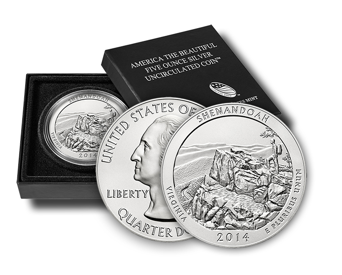 5oz The Coin Analyst: U.S. Mint Update