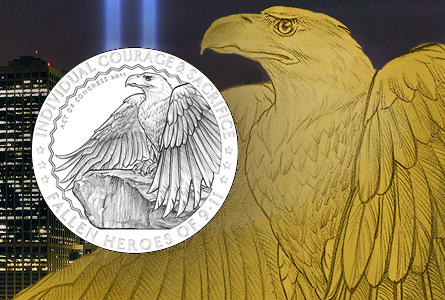 Fallen Heroes of 9/11 Medal Design Candidates Revealed